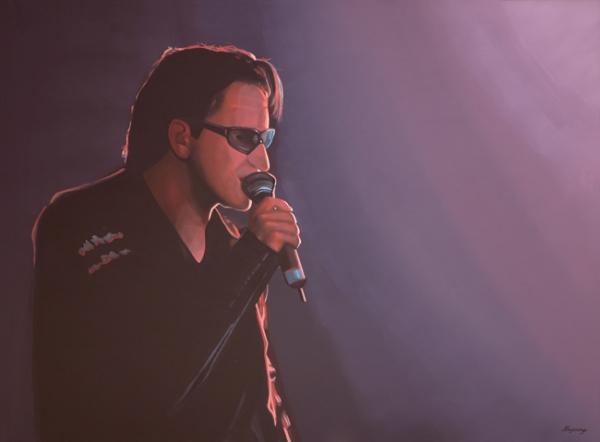 Bono by PaulMeijering
